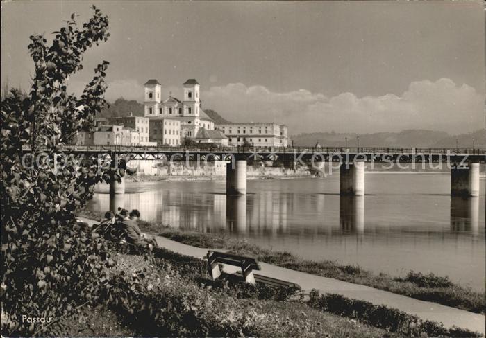 Passau Partie am Inn Kat. Passau