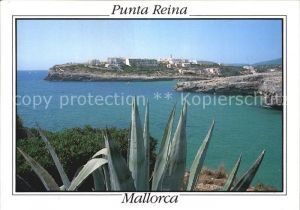 Punta Reina Hotelanlage Kueste Bucht