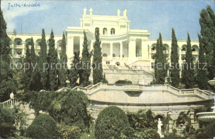 Jalta Ukraine Sanatorium Ukraine