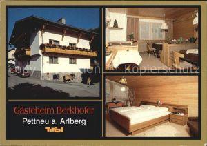 Pettnau Arlberg Gaesteheim Berkhofer Kat. Landeck