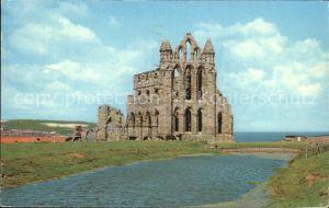 Whitby UK The Abbey Kat. Ellesmere Port & Neston