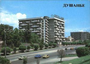 Dushanbe Putovsky Street Kat. Dushanbe