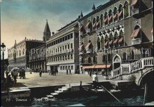 Venezia Venedig Hotel Danieli Kat.
