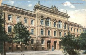 Leipzig Konservatorium Kat. Leipzig