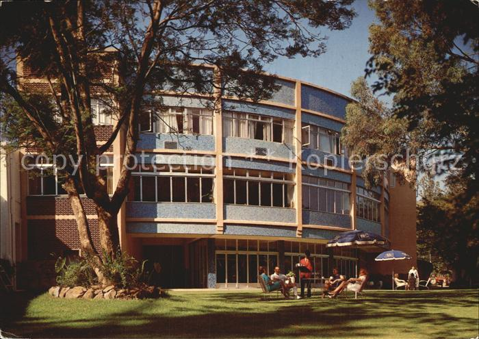 Eastern Transvaal Badplaas Hotel Kat. Suedafrika