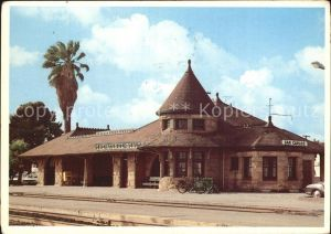 San Carlos California One of the first railroad stations on the Southern Pacific Peninsula line Kat. San Carlos