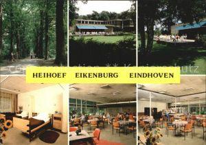 Eindhoven Netherlands Ferien Zentrum Sonnenblume Kat. Eindhoven