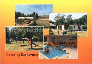 Kootwijk Camping Kerkendel Spielplatz Kinderbecken Tennisplatz Kat. Radio Kootwijk