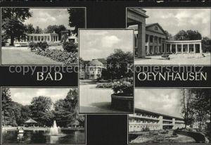 Bad Oeynhausen Kurhaus Kat. Bad Oeynhausen