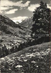 Klosters GR Silvrettagletscher Kat. Klosters