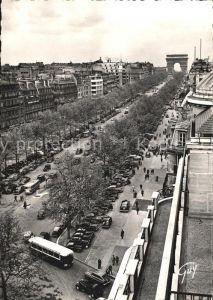 Paris et ses Merveilles Avenue des Champs Elysees Arc de Triomphe Kat. Paris