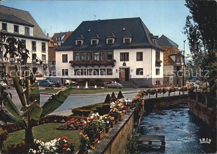 Ak ansichtskarte donville les bains strand hotel de for Piscine niederbronn