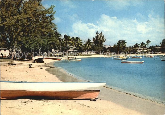 Mauritius Grand Baie Strand Kat. Mauritius