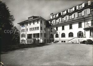 Fribourg FR Villa St Joseph de Cluny  Kat. Fribourg FR