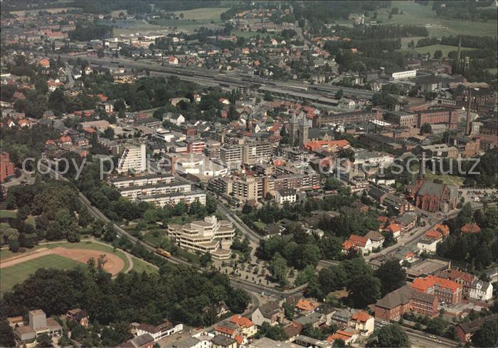 Gronau Westfalen Fliegeraufnahme Kat. Gronau (Westf.)