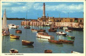 Margate UK Harbour Hafen Leuchtturm