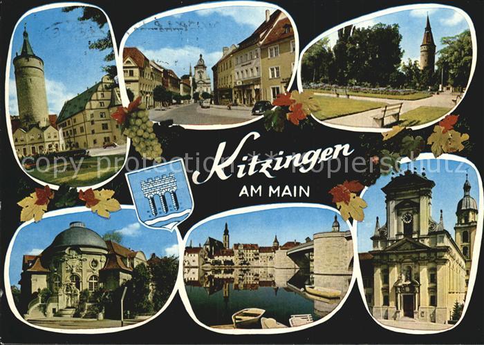 Kitzingen  Kat. Kitzingen