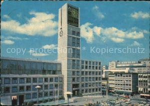 Stuttgart Rathaus Kat. Stuttgart