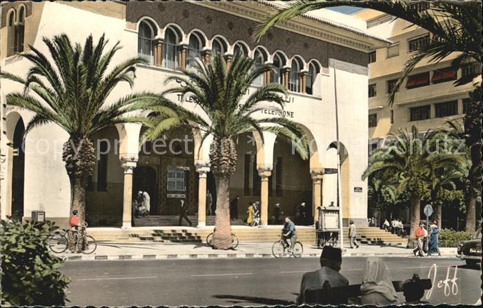 Casablanca Hotel des Postes Kat. Casablanca