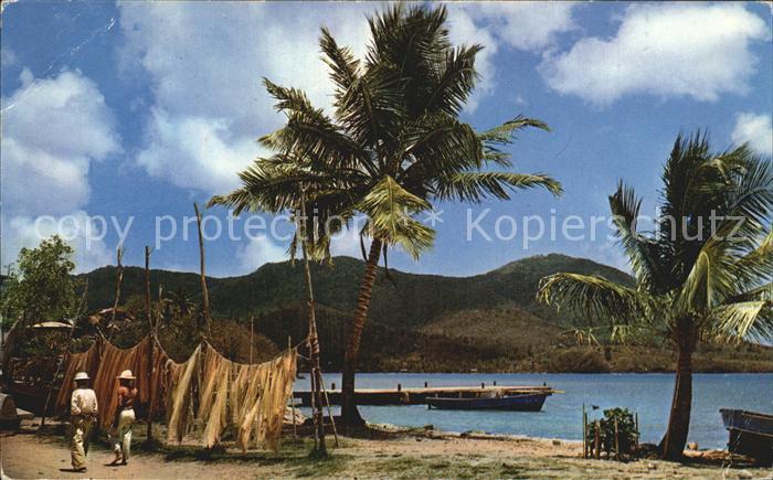 Martinique Fischerstrand Kat. Martinique