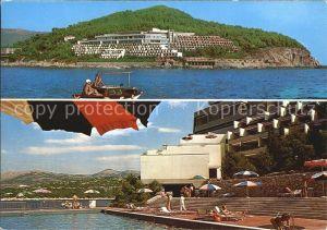 Dubrovnik Ragusa Hotel Schwimmbad Kat. Dubrovnik