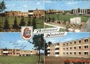 Neukirchen Vluyn Kinderdorf Kat. Neukirchen Vluyn