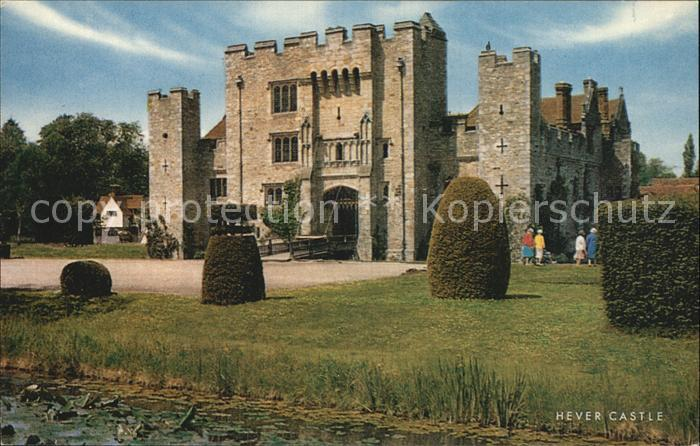 Hever Edenbridge Castle