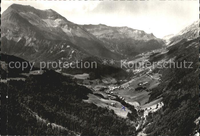Reposoir Le La Route du Col de la Colombiere Kat. Le Reposoir