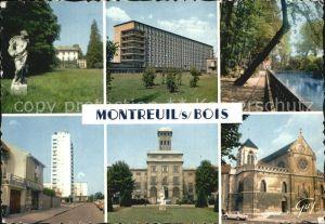 Saint Denis Seine Saint Denis Montreuil