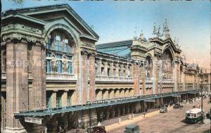 Paris La Gare du Nord Kat. Paris