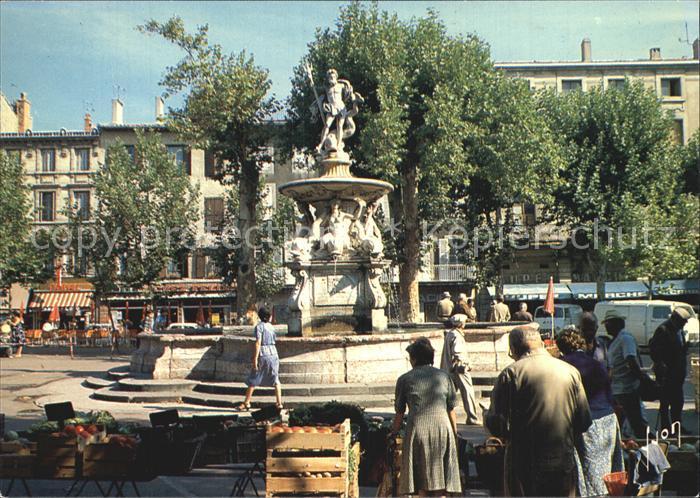 Carcassonne Place Carnot Kat. Carcassonne
