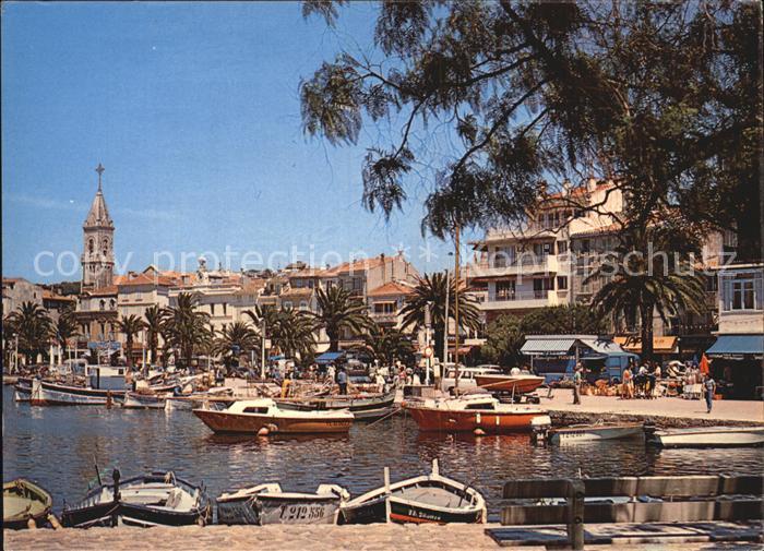 Sanary sur Mer Port Kat. Sanary sur Mer