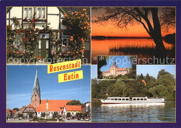 Eutin Rosenstadt Kat. Eutin