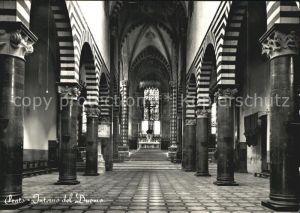 Prato Toscana Interno del Duomo Domkirche
