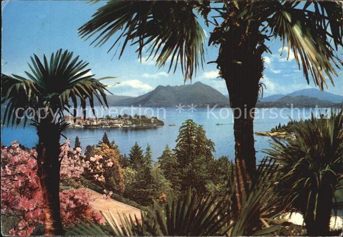 Stresa Lago Maggiore Panorama con Isola Bella