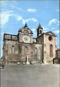 Asola Piazza X Settembre Cattedrale  Kat. Italien