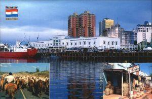 Paraguay Hafen Markt Kat. Paraguay