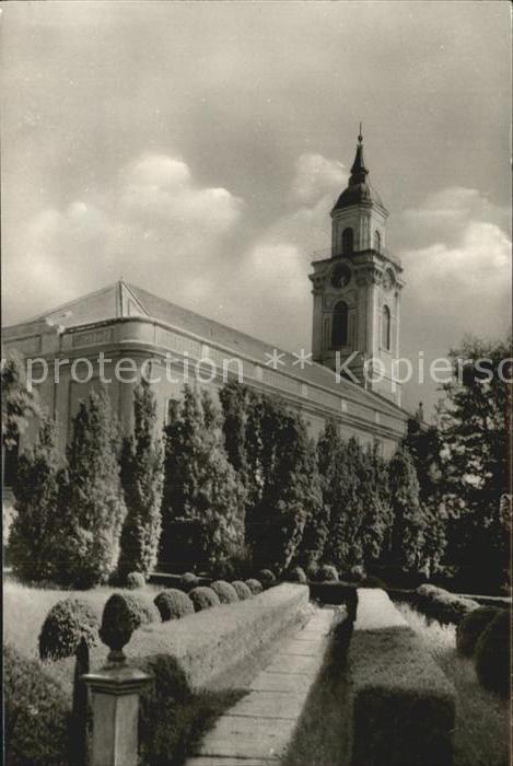Gyoma Ref. templom Kirche