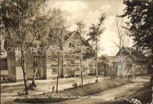 Elend Harz FDGB Heim Fritz Heckert Haus I Kat. Elend Harz
