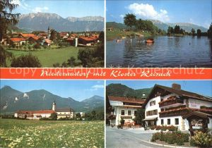 Niederaudorf Kloster Reisach Kaisergebirge  Kat. Oberaudorf