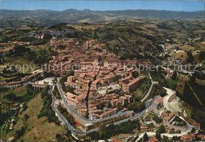 Urbino Vista dall aereo Kat. Italien