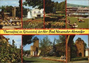 Bad Neuenahr Ahrweiler Schwimmbad Casino Kurgarten Ahrtor  Kat. Bad Neuenahr Ahrweiler