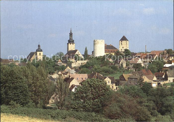 Querfurt Burg Kat. Querfurt