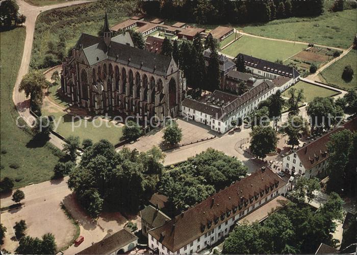 Altenberg Rheinland Luftbild Bergischer Dom Kat. Odenthal