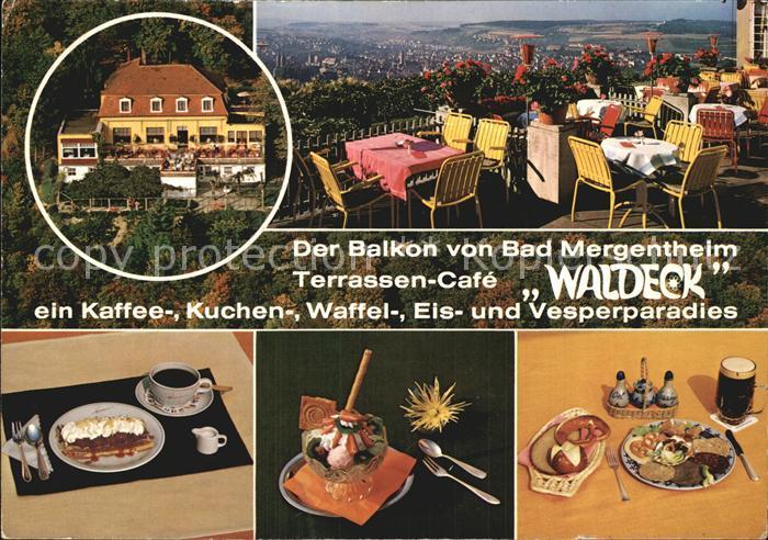 Cafe Waldeck Bad Mergentheim