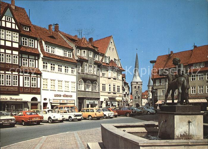 Duderstadt Markt Kat. Duderstadt
