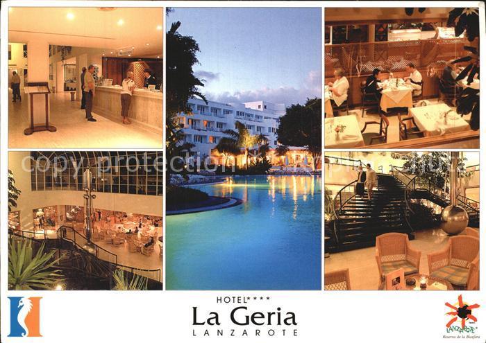 Lanzarote Kanarische Inseln Hotel La Geria