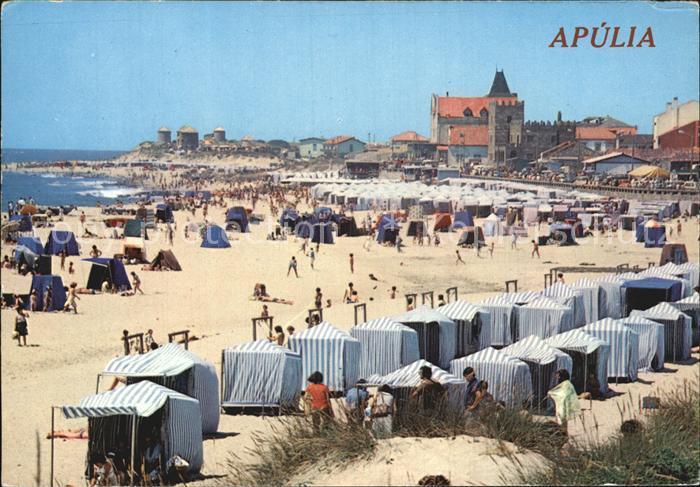 Braga Apulia Aspecto Praia Kat. Braga
