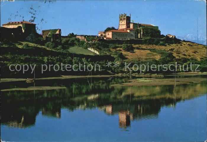 Spanien Schloss Kat. Spanien