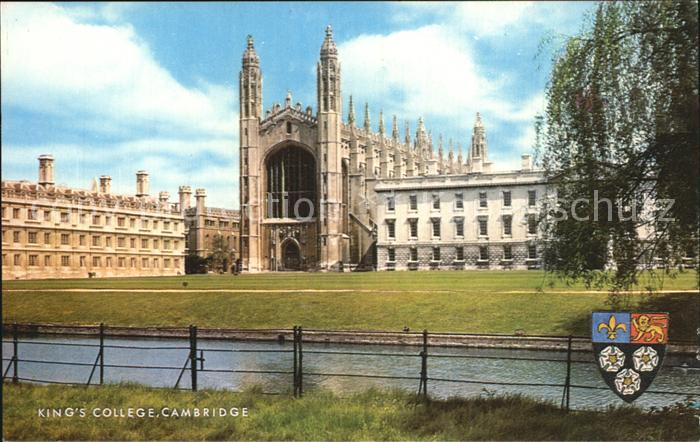 Cambridge Cambridgeshire Kings College